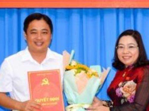Nguyên bí thư Tỉnh đoàn giữ chức Trưởng Ban Tổ chức Tỉnh ủy Sóc Trăng