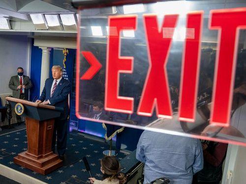 Ông Trump sẽ làm gì sau khi rời Nhà Trắng?