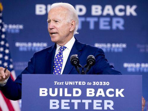 Nước Mỹ thời Joe Biden