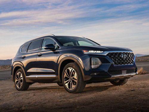 Top 10 xe SUV cỡ trung an toàn nhất năm 2020: Vinh danh Hyundai Santa Fe
