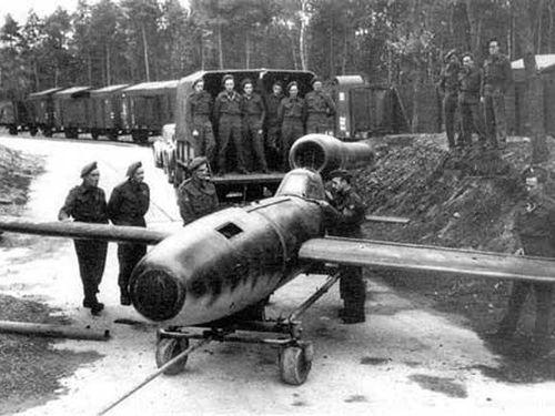 Bất ngờ về các phi công 'cảm tử' của Đức Quốc xã dùng để đối đầu với Hồng quân