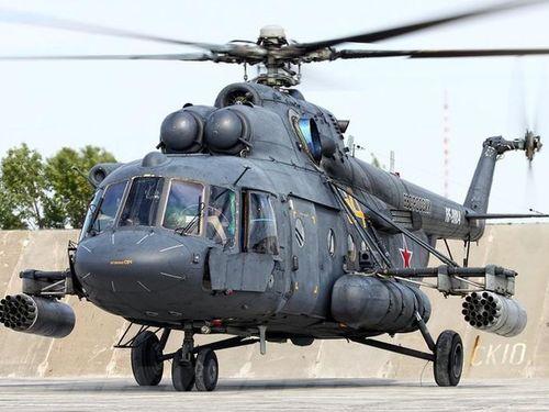 Soi phiên bản vừa tiền, rất đáng mua của trực thăng Mi-8/17 Việt Nam
