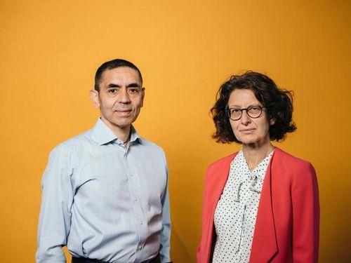 Câu chuyện về cặp vợ chồng 'quyền lực' tìm ra vaccine chống Covid-19 hiệu quả