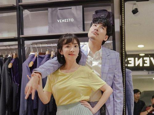 Sau 'Tiệc trăng máu', Thu Trang tái hợp Kiều Minh Tuấn trong phim mới