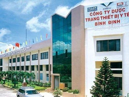 Dược - Trang thiết bị Y tế Bình Định mua 200.000 cổ phiếu DBD làm cổ phiếu quỹ