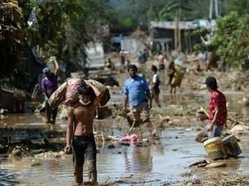 67 người thiệt mạng trong cơn bão chết chóc nhất Philippines năm 2020