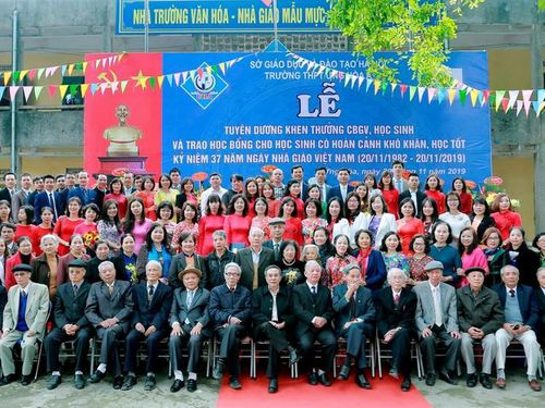 Trường THPT Ứng Hòa A - Hà Nội: 60 năm xây dựng và phát triển