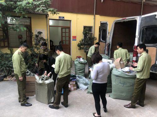 Lạng Sơn: Thu giữ gần 1.000 sản phẩm hàng hóa nhập lậu