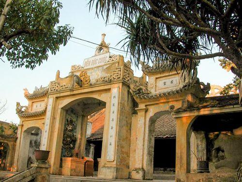 5 ngôi đền linh thiêng đến Sầm Sơn nhất định phải ghé thăm