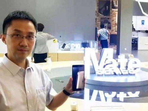 Sếp Huawei 'Mate 40 series là số một trong các smartphone Android'