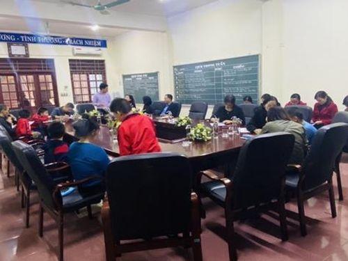 Khảo sát nhu cầu hướng nghiệp cho học sinh rối loạn phát triển trên địa bàn quận Hà Đông