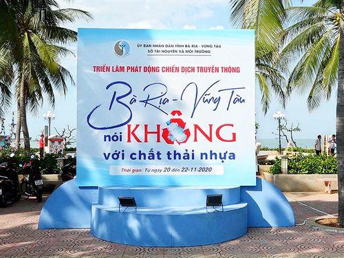 'Bà Rịa – Vũng Tàu nói không với chất thải nhựa'