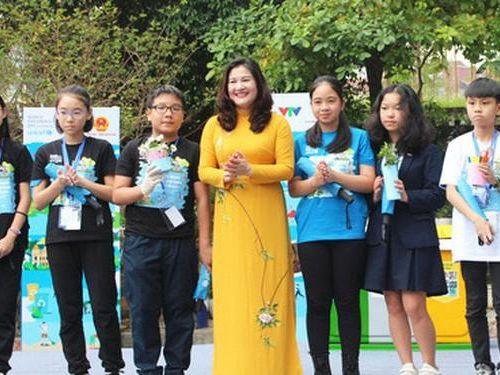Ngày Trẻ em thế giới năm 2020: Vì một Việt Nam xanh, sạch, đẹp cho trẻ em