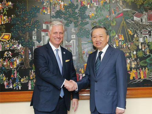 Việt Nam và Hoa Kỳ tiếp tục thắt chặt hợp tác trong lĩnh vực an ninh