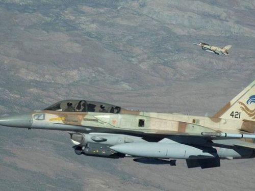 Israel dội hỏa lực mạnh vào Gaza