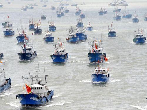 Phía sau đội tàu cá hùng hậu, đầy tham vọng, phát triển 'như vũ bão' của Trung Quốc