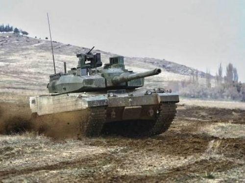 Xe tăng Altay Thổ Nhĩ Kỳ mắc kẹt trong 'vũng lầy công nghệ'