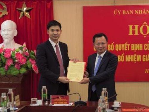 Quảng Ninh bổ nhiệm tân Giám đốc Sở trẻ nhất tỉnh