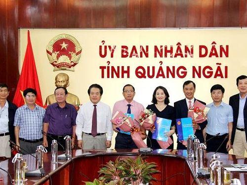 Quảng Ngãi: Điều động, bổ nhiệm cán bộ đối với 4 phó giám đốc cấp Sở