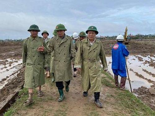 Nỗ lực tái thiết sản xuất nông nghiệp miền Trung sau thiên tai