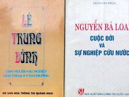 Nhớ nhà giáo, nhà nghiên cứu Trần Văn Thận
