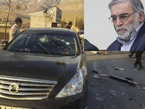 Nhà khoa học hạt nhân hàng đầu của Iran bị ám sát