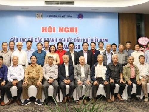 CLB Doanh nghiệp Dầu khí tổ chức Hội nghị sinh hoạt lần II năm 2020