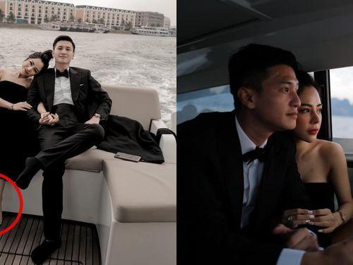 Hẹn hò bạn gái hơn 6 tuổi, Huỳnh Anh đang 'gồng' với hình ảnh trưởng thành?