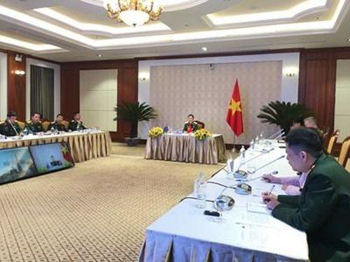 Tham vấn Hợp tác Quốc phòng Việt Nam – Australia lần thứ 14