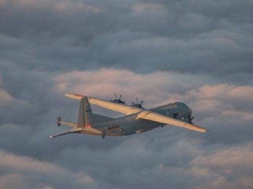 Máy bay săn ngầm Trung Quốc lại xâm nhập vào vùng ADIZ của Đài Loan