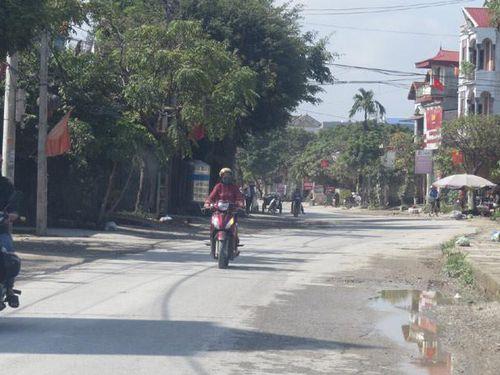 Dự án nâng cấp, mở rộng Tỉnh lộ 428 đoạn qua huyện Ứng Hòa: Gỡ vướng để thúc tiến độ
