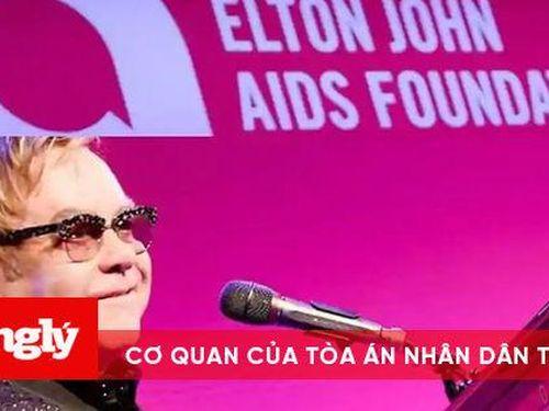 Elton John kêu gọi mở rộng xét nghiệm hướng tới chấm dứt HIV/AIDS ở Anh