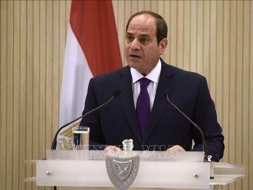 Ai Cập khẳng định lập trường ủng hộ Palestine