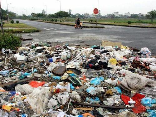 Yêu cầu xử lý các điểm nóng ô nhiễm, giảm tỷ lệ rác chôn lấp xuống 30%