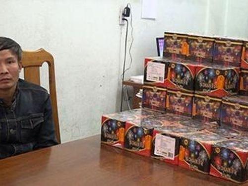 Công an Quảng Bình phá chuyên án buôn bán lượng lớn pháo trái phép