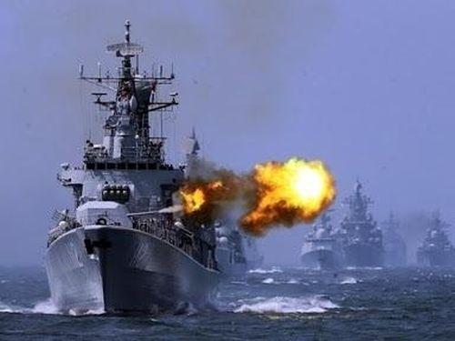 Nga tập trận truy quét trên Biển Đen