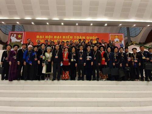 Đại hội đại biểu toàn quốc các dân tộc thiểu số lần II: Đại biểu dân tộc Nùng mơ về con đường cao tốc để thoát nghèo