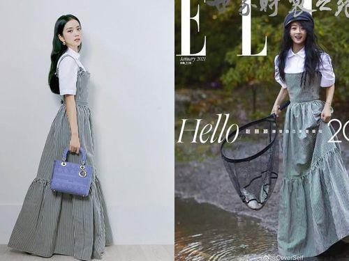 Cùng là 'nàng thơ Dior' nhưng Triệu Lệ Dĩnh và Jisoo (BLACKPINK) lại hiếm khi đụng hàng
