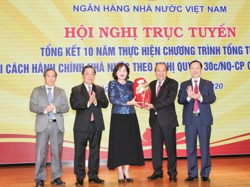 Ngân hàng Nhà nước Việt Nam cần tiếp tục đẩy mạnh cải cách thủ tục hành chính, tạo thuận lợi cho người dân, doanh nghiệp