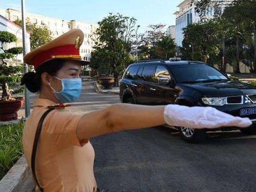 Bảo đảm tuyệt đối an toàn giao thông tại Hội nghị Công an toàn quốc lần thứ 76