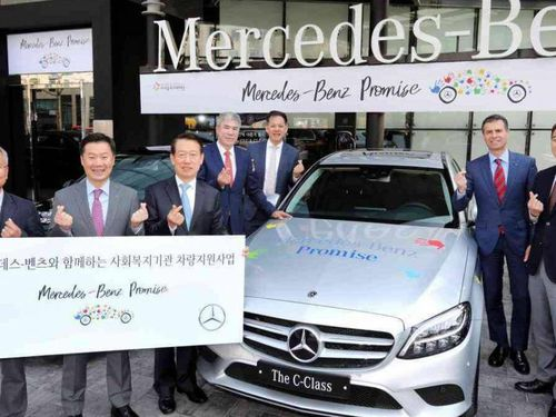 Ô tô Đức là thương hiệu nhập khẩu 'ăn khách' nhất tại Hàn Quốc