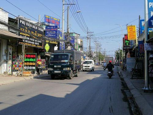 5 tuyến đường ở Bình Tân và Bình Chánh sẽ cấm xe theo giờ