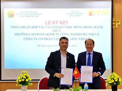 Trường Cao đẳng Kinh tế Công nghiệp Hà Nội: Hợp tác với doanh nghiệp để nâng cao chất lượng đào tạo
