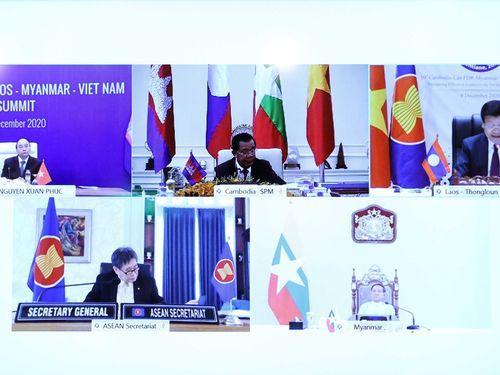 Hội nghị CLMV 10 nhắm tới việc tăng cường hiệu quả kết nối khu vực