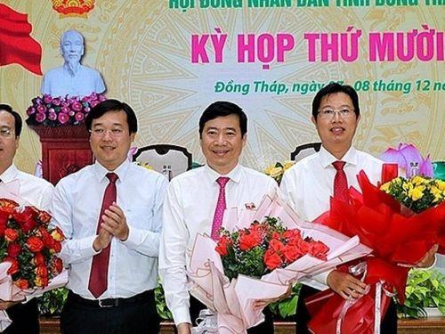 Giám đốc Sở GTVT Đồng Tháp được bầu làm Phó chủ tịch UBND tỉnh