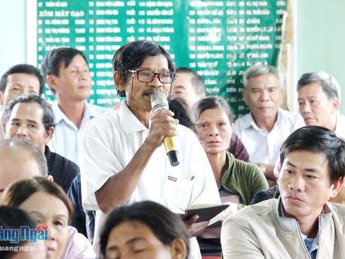 Tâm tư, nguyện vọng của cử tri gửi đến kỳ họp thứ 22, HĐND tỉnh