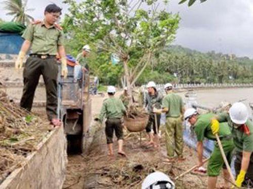 Bảo vệ bình yên cuộc sống vùng đất Phú Yên