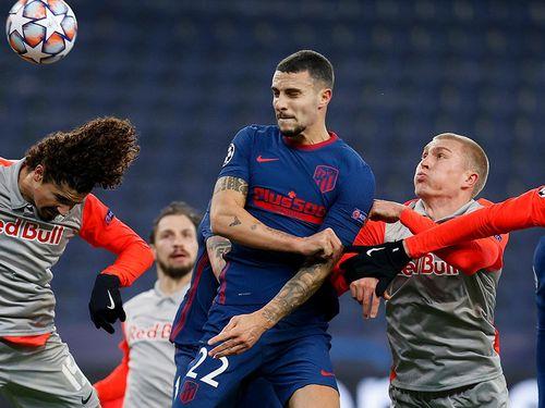 Atletico vào vòng 1/8 Champions League