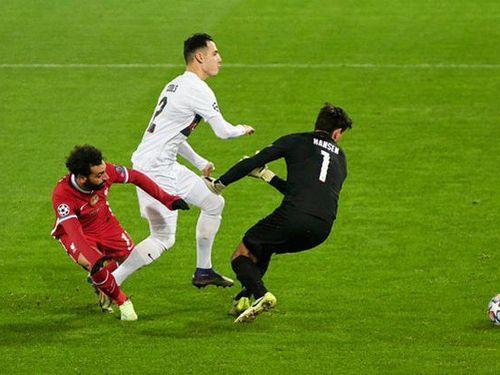 Kết quả Midtjylland 1-1 Liverpool: Salah nổ súng, Liverpool vẫn không giành 3 điểm