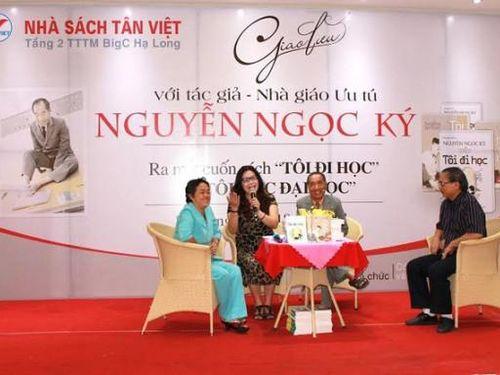 Đôi chân kỳ diệu của Nhà giáo Nguyễn Ngọc Ký